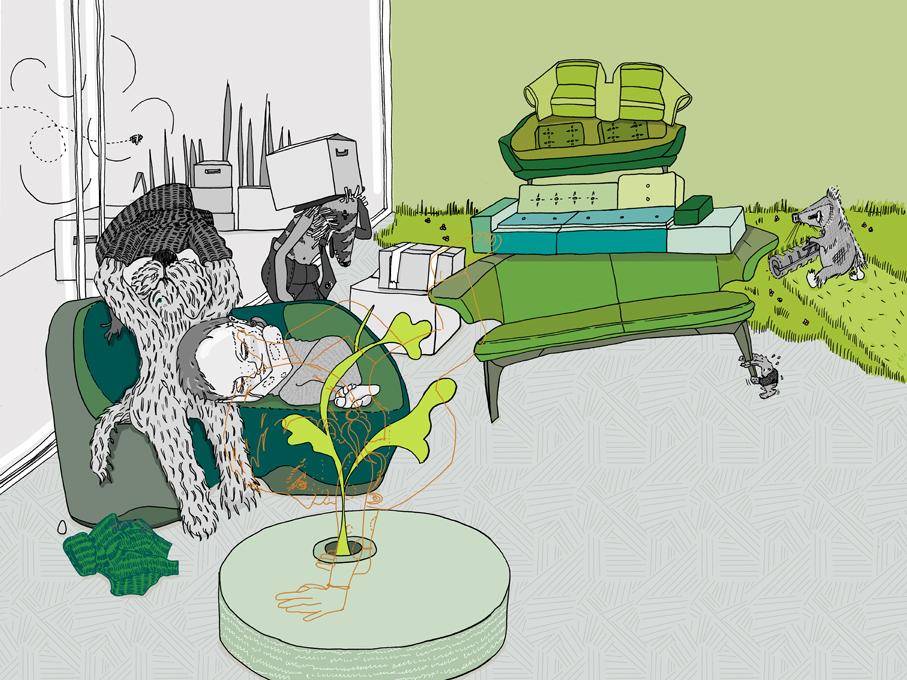 Illustration Bilderbuch
